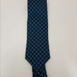 Brooks Brothers Accessories - Brooks Brothers Makers Ties All Silk Blue Floral